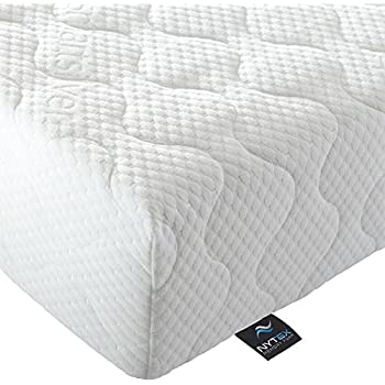 king size memory foam mattress smartsilver cover made in the uk