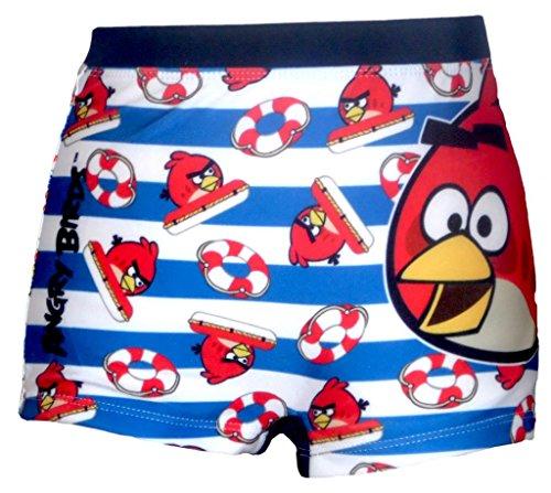 Jungen Angry Birds Badeshorts (Jungen Angry Bird Kostüm)