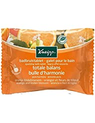 Kneipp Galet pour Bain Oranger Fleurs de Tilleul 80 g - Lot de 6