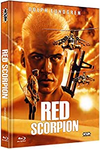 Red Scorpion [Blu-Ray+DVD] - uncut - Mediabook Cover E
