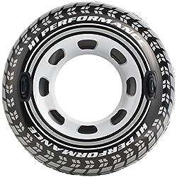 Intex - Rueda hinchable neumático y con asas - diámetro 114 cm (56268)