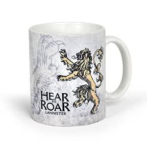 Il Trono di Spade - Tazza della Casa Lannister - Hear Me