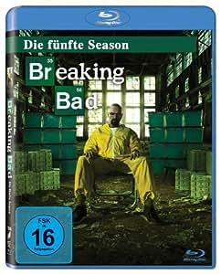 Breaking Bad - Season 5 [Blu-ray]