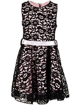 Mädchen Sommer Kleid in vielen Farben