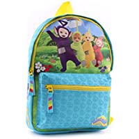 Teletubbies Children's Backpack with Front Pocket, 31 cm, 9 L, Blue