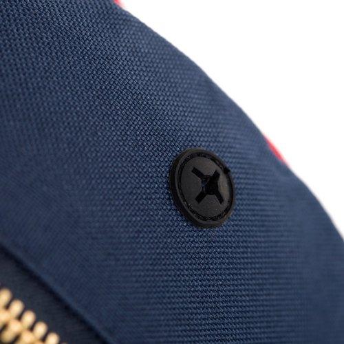 herschel Settlement Backpack black Blau