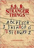 Poster 50 x 70 cm: Stranger Things - Minimal TV show fanart alternative by HDMI2K - high quality art print, new art poster