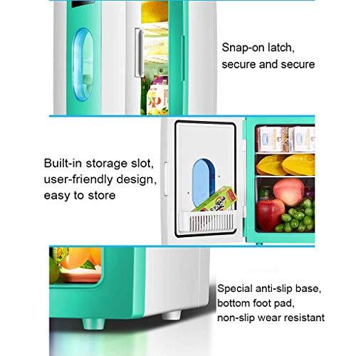 51oHHaf8PiL - Mini refrigeradores Refrigerador portátil para el hogar Refrigerador de insulina Refrigerador portátil para medicamentos del hogar Viaje en automóvil 10L (Color: Blanco, Tamaño: 23.5 * 26 * 33.5cm)