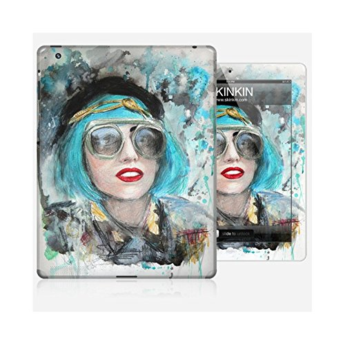 Coque iPhone 6 Plus et 6S Plus de chez Skinkin - Design original : Lady gaga glasses par Denise Esposito Skin iPad