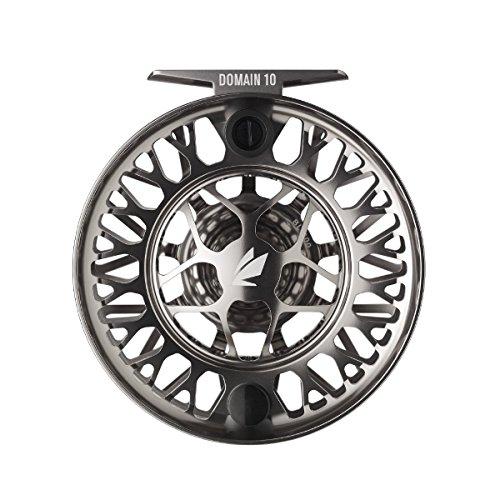 Salbei Domain Fliegenrolle Spule 55–6WT Platinum von Salbei