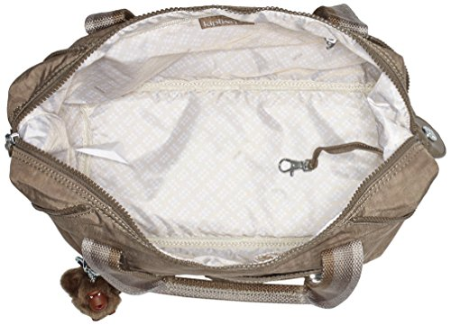 Kipling Art S Sporttasche, 44 cm, Sunset Yellow C Soft Earthy C