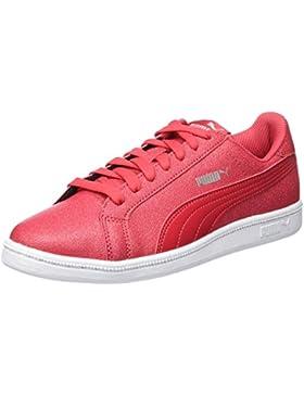 Puma Unisex-Kinder Smash Glitzsl Jr Sneaker