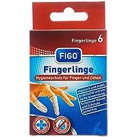 FIGO Fingerlinge, 2er Pack (2 x 6 Stück) preisvergleich bei billige-tabletten.eu