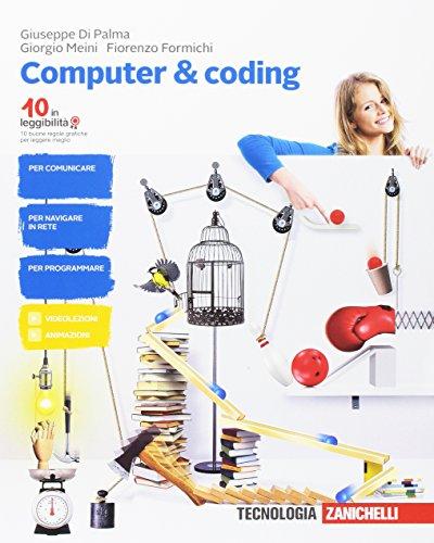 Computer & coding. Per la Scuola media. Con aggiornamento online