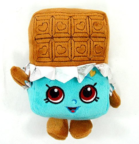 "Plush - Shopkins - Cheeky Chocolate 6.5"" Soft Doll Toys New 150026"