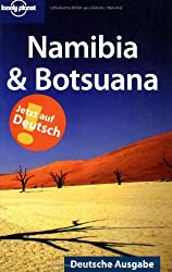 Lonely Planet Reiseführer Namibia und Botswana