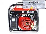 Benzin Stromerzeuger, Benzin Generator KT-8500W mit 3.0 kW Dauerleistung für Gartenbereich sowie Freizeit- und Campingaktivitten. - 4