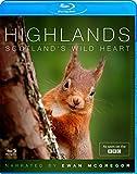 Highlands: Scotland's Wild Heart Blu-ray [2016]