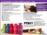 Akupressur-Set »Jimuta« / Tasche + Matte + Kissen / Akupressur- und Massagematte zur effektiven Lockerung und Lösung von Verspannungen / pink -