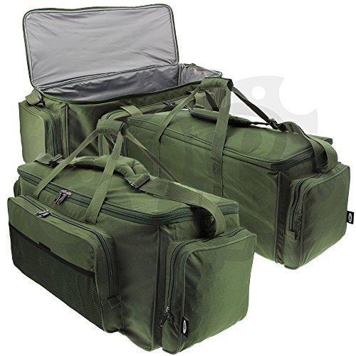 Groß Grün Fischen Jagd und Zelten wärmeisoliert wasserdicht Carry All Produktlinie Tasche