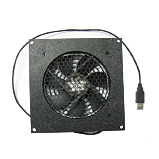 Single 120mm USB Powered Cooling Kit