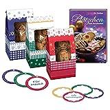 Plätzchen zum Verschenken - Set mit Geschenktüten, Etiketten und Anhängern (BuchPlus)