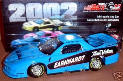 1999-dale-earnhardt-1-blue-iroc-true-value-1-24-scale-limited-edition-firebird-xtreme-action-racing-
