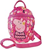 Peppa Pig Backpack Zainetto per bambini, 32 cm, 6200 liters, Verde (Pink)