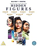 Hidden Figures BD + DHD [Blu-ray]