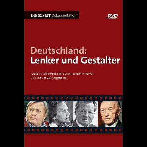 Die Zeit Edition - Deutschland: Lenker und Gestalter [12 DVDs]