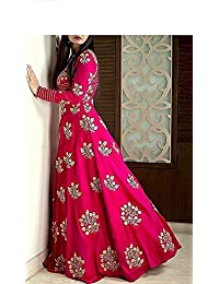 Globalia Creation Gown For Women Party Wear Western Gown For Women Gown For Women Party Wear Indian Stitched Gown...
