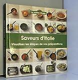 Saveurs d'Italie : Visualisez les étapes de vos préparations