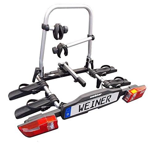 Fahrradträger Heckträger Kupplungsträger UEBLER F22 für die AHK
