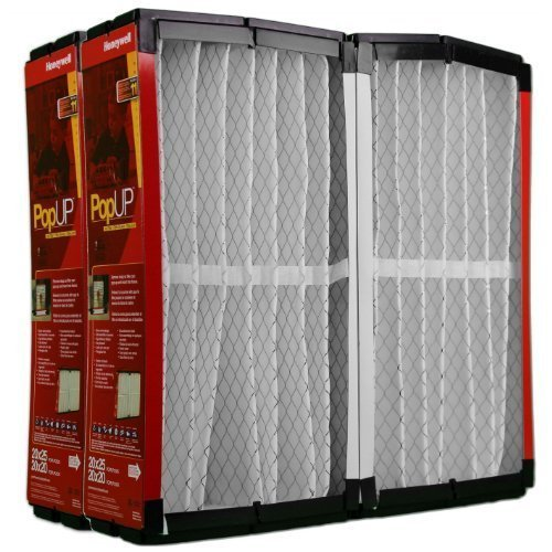 Honeywell 20X20 PopUP Media Air Filter by Honeywell Honeywell Filter Media