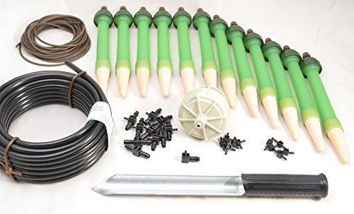 Tropf-Blumat-Set für Kübelpflanzen zum Anschluss an Ihren Wasserhahn