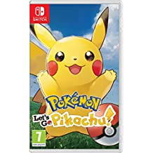 Pokemon: Let's Go Pikachu! (Switch)