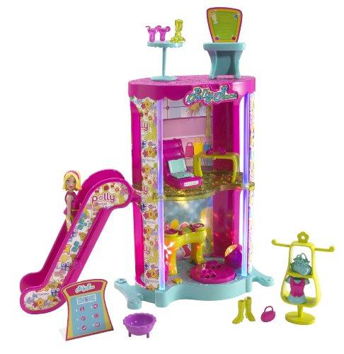 Mattel - Polly Pocket N9759-0 - Einkaufszentrum Shoppingtraum