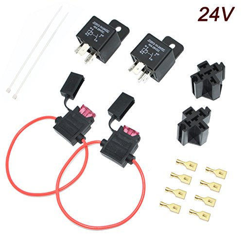 foshio-24v-40a-4-broches-relais-automatique-avec-socket-et-terminaux-comprennent-add-etanche-un-supp