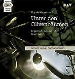 Unter den Olivenbäumen: Ungekürzte Lesung mit Mario Adorf (1 mp3-CD)