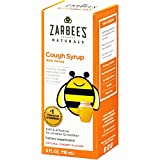 Zarbee's, All-Natural Children's Cough Syrup, 12 Months+, Natural Cherry Flavor, 4 fl oz