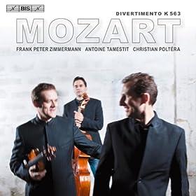 Mozart: Divertimento, K. 563
