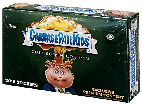 Garbage Pail Kids 2015 Series 1 2015 Garbage Pail Kids Series 1 Collectors Edition Trading Card Box by Topps