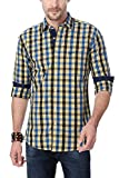 University of Oxford Men's Slim Fit Shir...