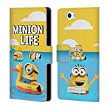 Official Despicable Me Beach Life Funny Minions Leather