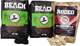 20 Kg Beach Kokos Grill Briketts
