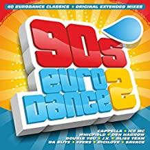 90's Euro Dance, Vol. 2 (Remixes)
