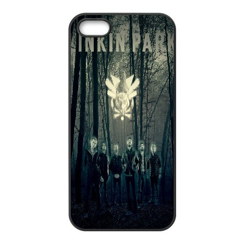 LP-LG Phone Case Of Linkin Park For iPhone 5,5S [Pattern-6] Pattern-2