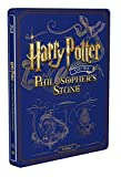 Harry Potter and the Philosopher's Stone - Limited Edition Steelbook / Import /Blu Ray