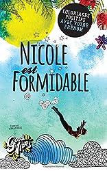 Nicole est formidable: Coloriages positifs avec votre prénom