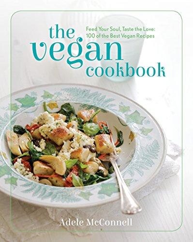 The Vegan Cookbook Cover Image